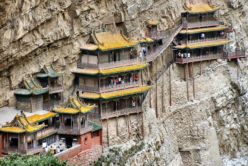 Viaje A Datong - Rutas Por La China Auténtica