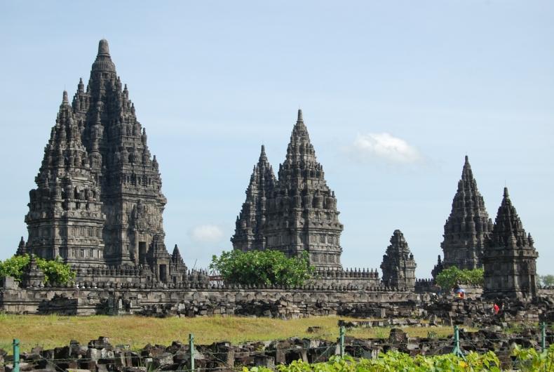 Candi Prambanan - Que Hacer En Indonesia