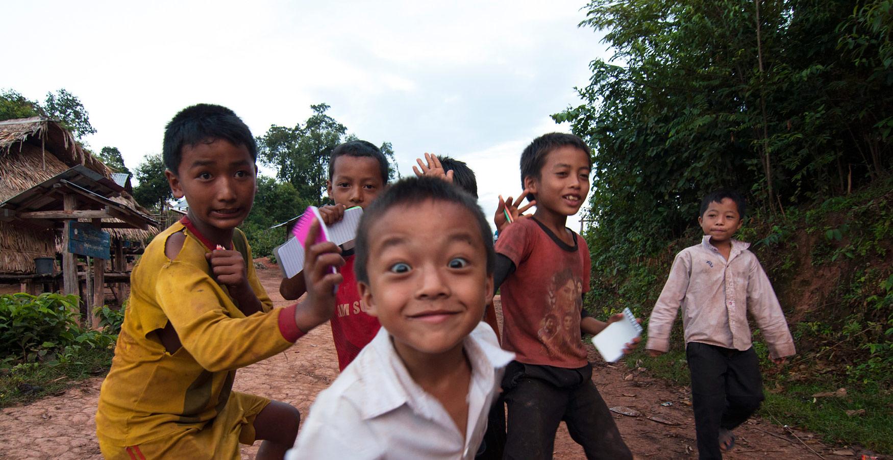 turismo responsable en Laos