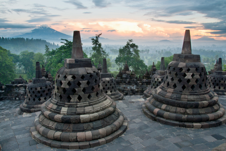 Viaje A Java, Borobudur - Viaja A Indonesia