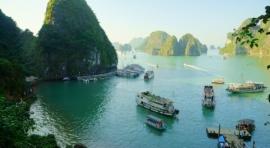 Viaje A Vietnam Bahía De Halong
