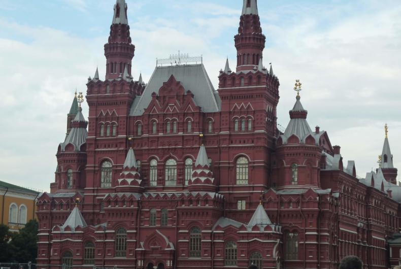 Plaza Roja De Moscú - Viaja A Rusia Con Aspasia Travel