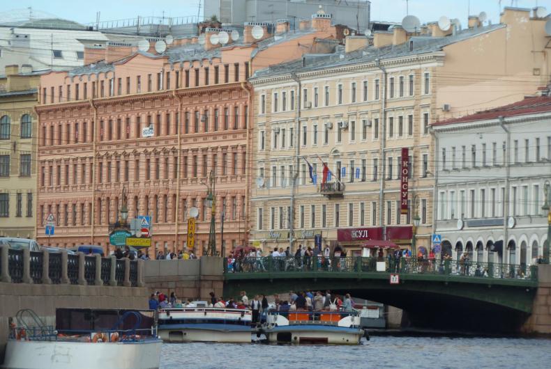 Ciudades De Rusia - San Petersburgo