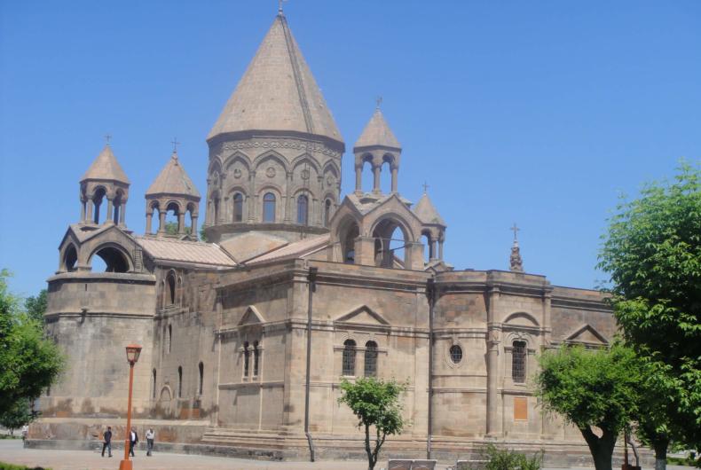 Viajes A Armenia - Etchmiadzin