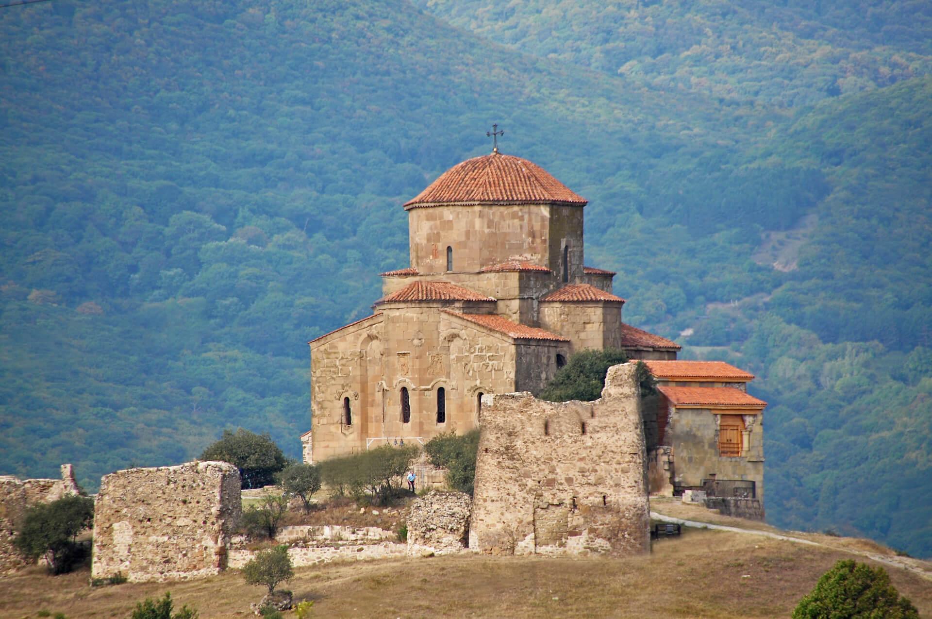 Monasterio-de-Jvari-Georgia