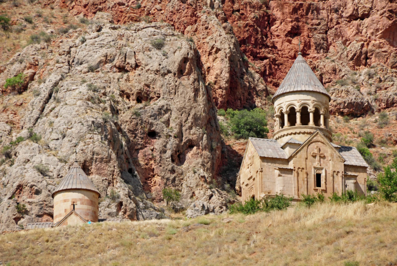 Viajes A Armenia - Monasterio De Novarank