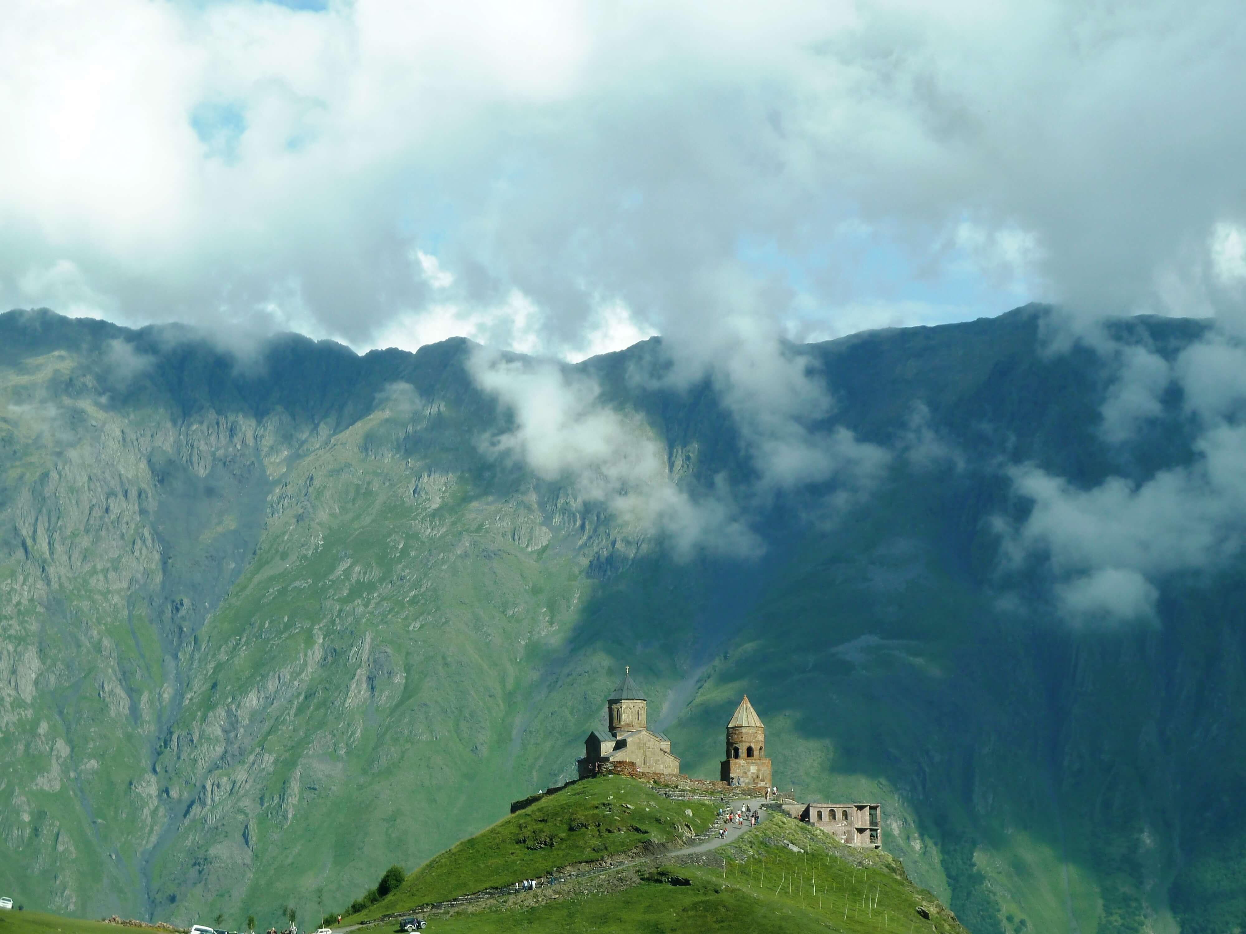 viaje armenia  valles y monasterios y georgia