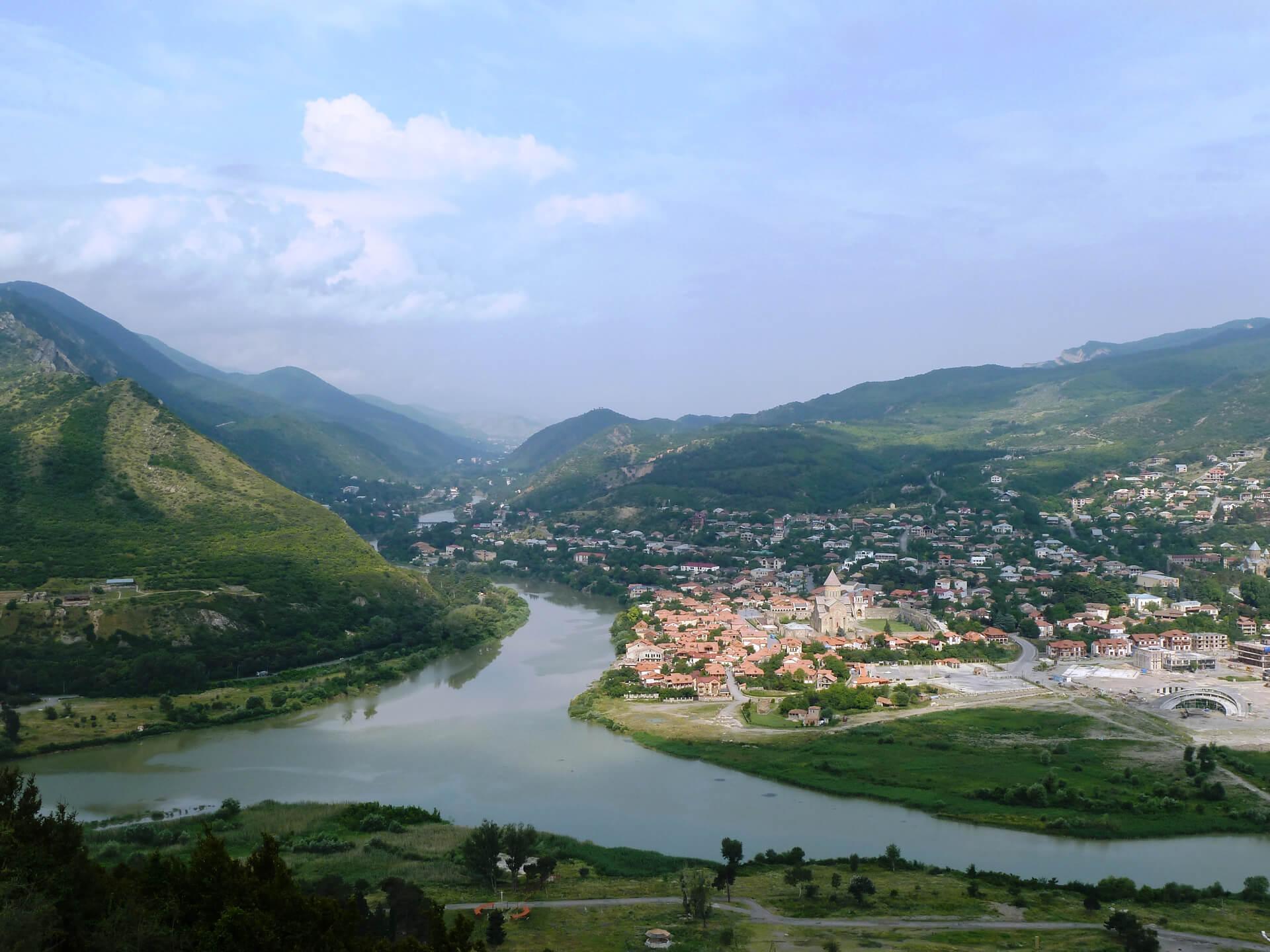 Mtsjeta-Antigua-capital-de-Georgia