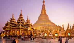 Myanmar Semana Santa 2018