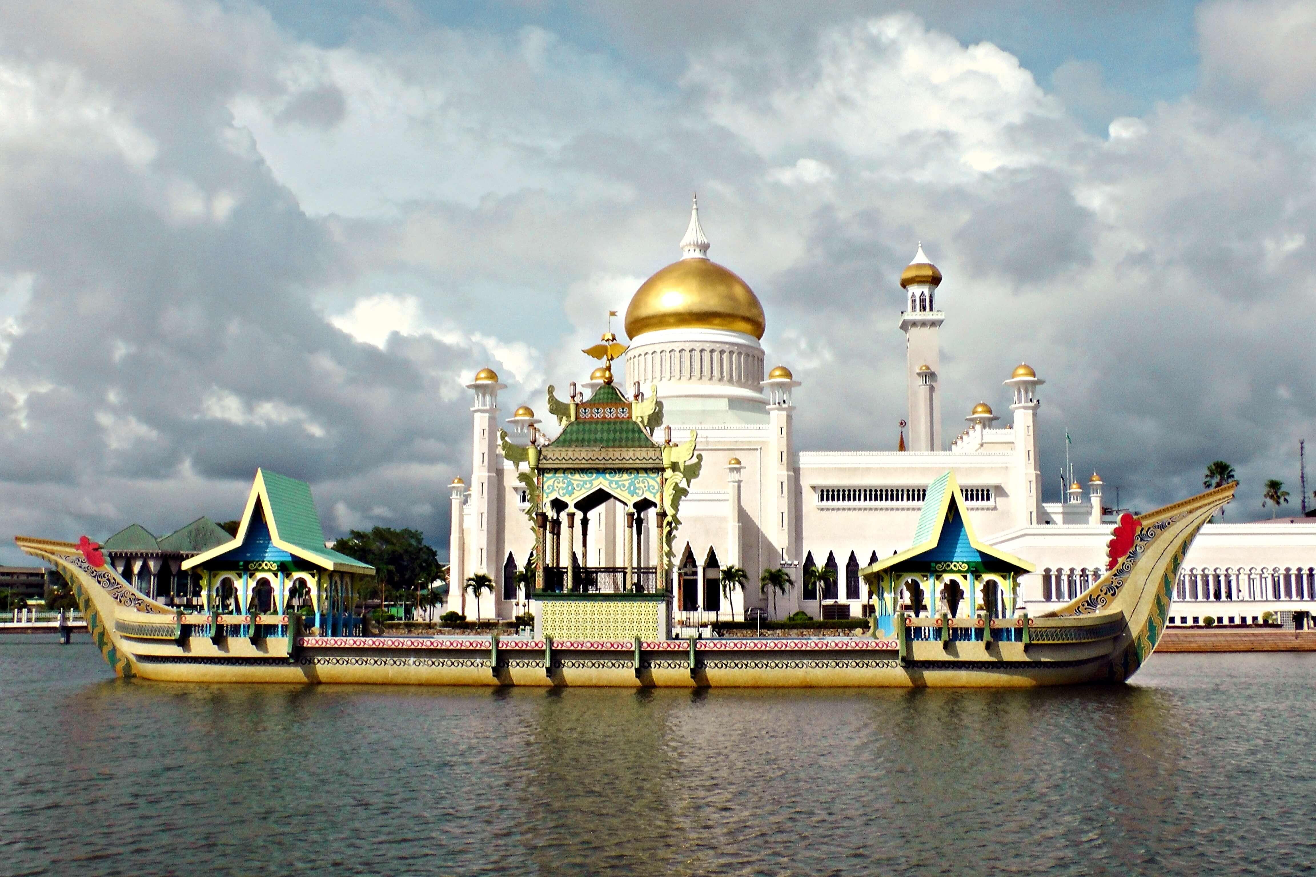 Viaje-a-Brunei