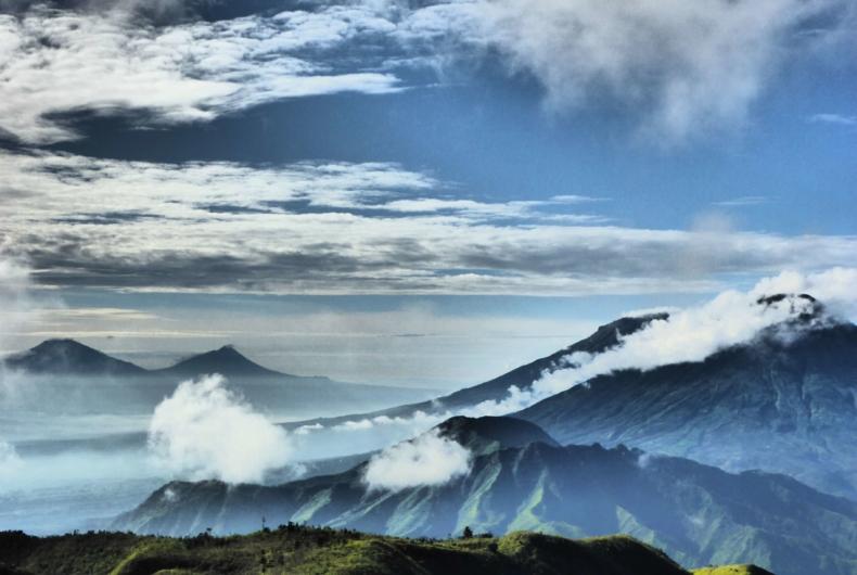 Viajes a Indonesia - Trekking entre volcanes
