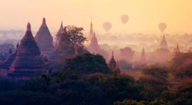 Myanmar, tierra dorada