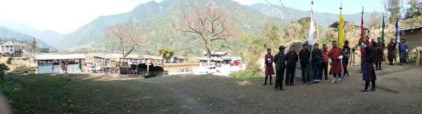 deporte nacional de Bután