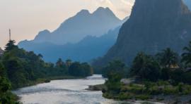 Laos, territorio salvaje del río Mekong