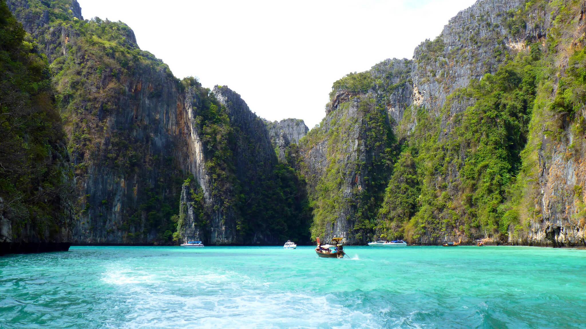 phi-phi-island-Viajes-culturales-a-Tailandia