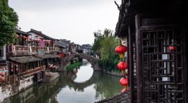 Canales Por China