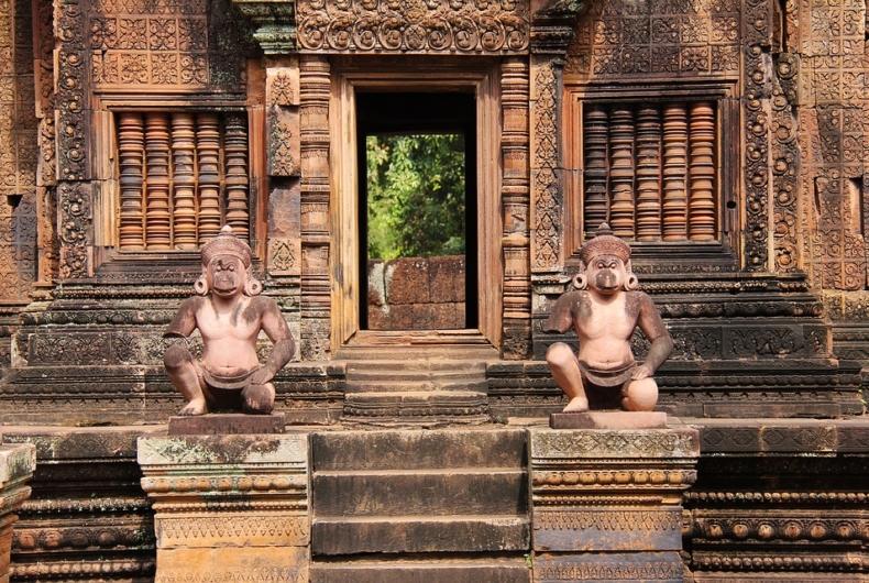 Tour Por Camboya