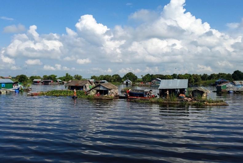 Circuitos A Camboya