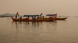 Viaje A Kampi - Camboya