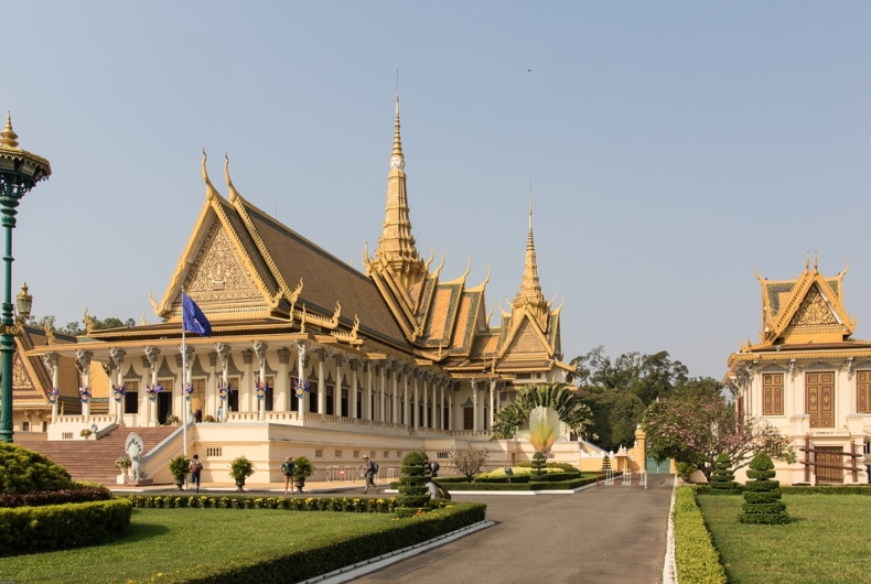 Circuito Por Camboya