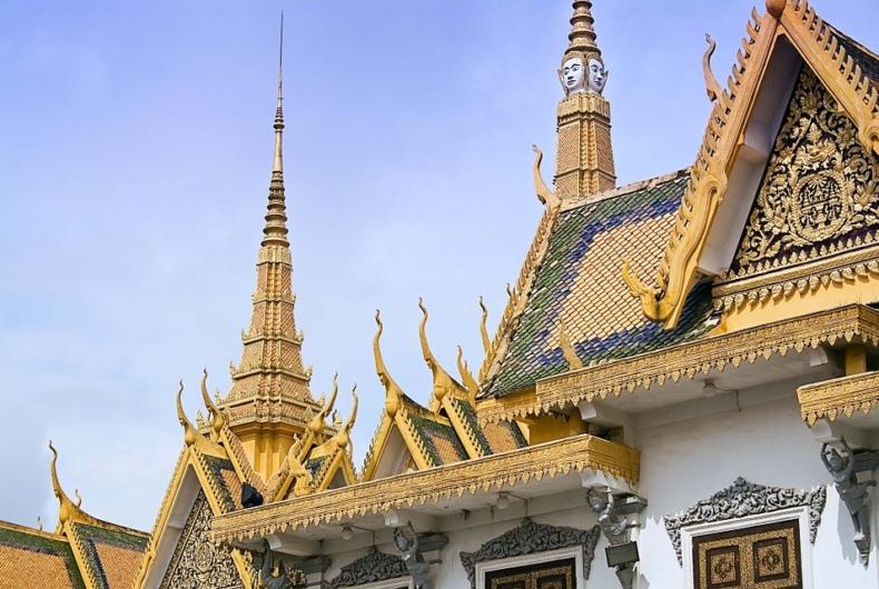 Viaje Por Camboya