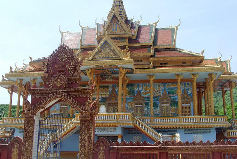 Tour Por PhnomPhen