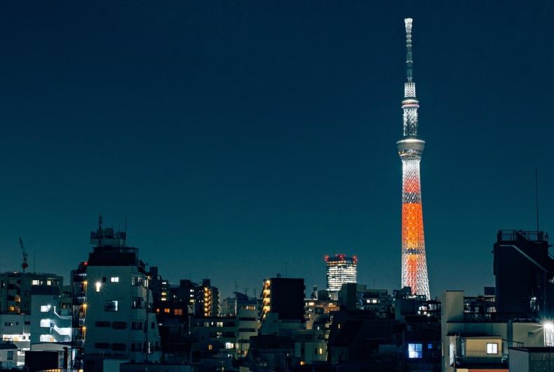 Viaje En Tokyo