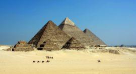 Pirámides De Gizeh - Viajes A Egipto