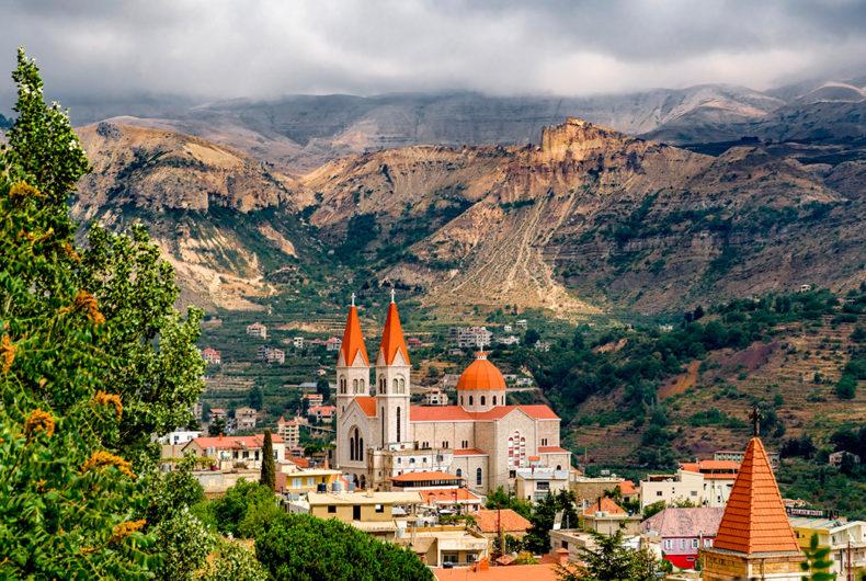 Viaje Al Líbano