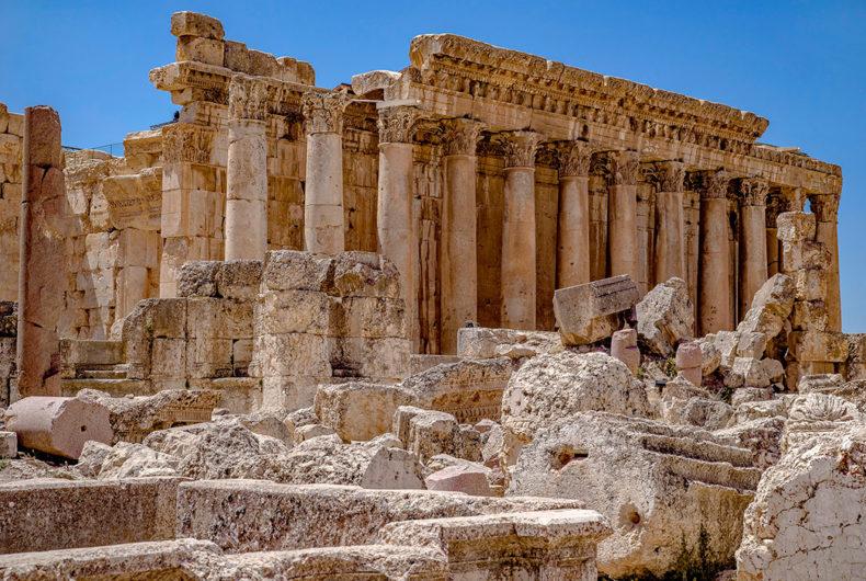 Viajes Al Líbano - Circuitos Por Europa