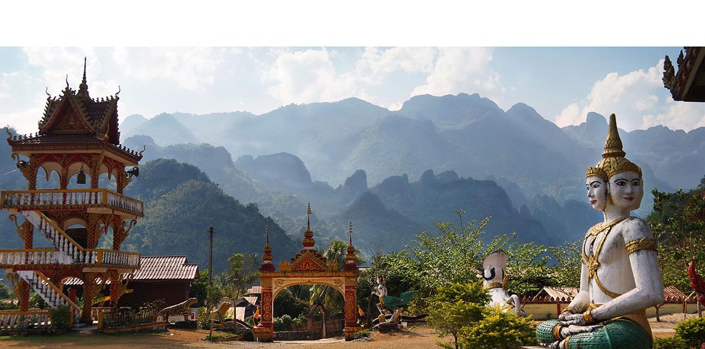 viajes a Laos con acompañante