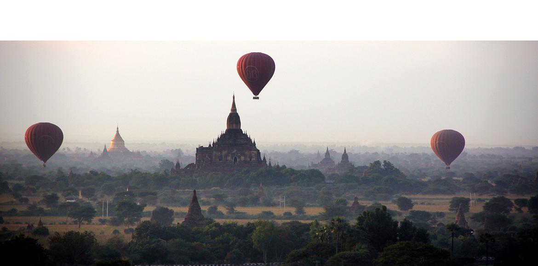 Viajes a Myanmar - Tours con acompañante