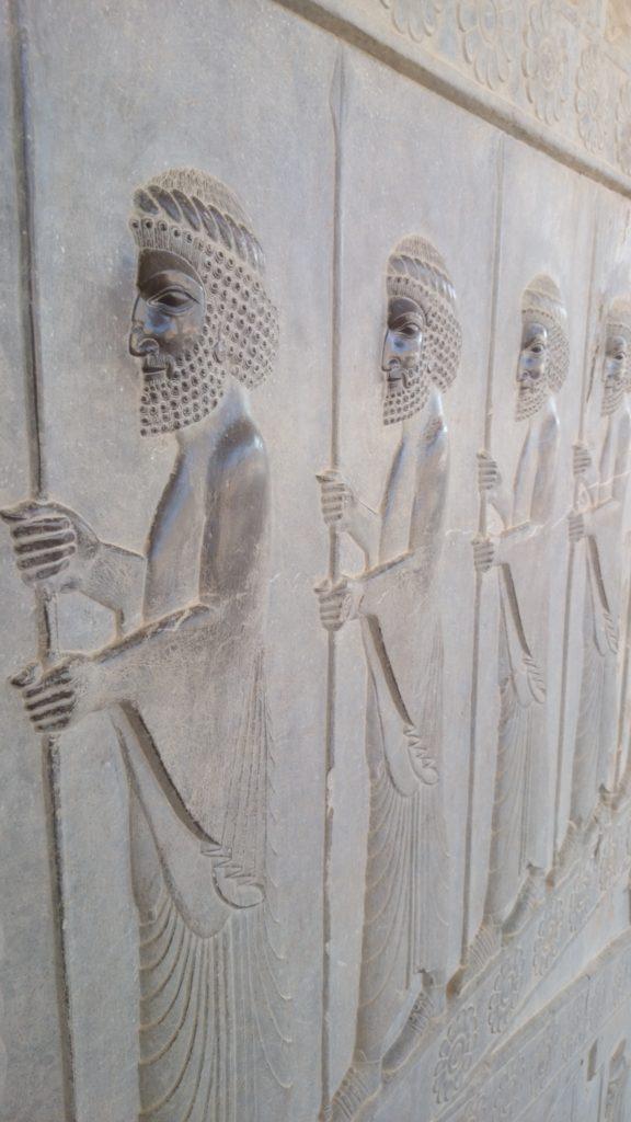 Viaje a Irán - Persépolis