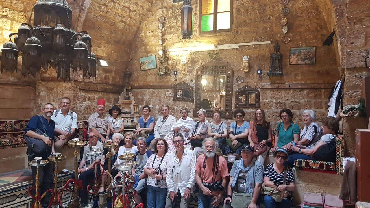 Viaje en grupo a Líbano