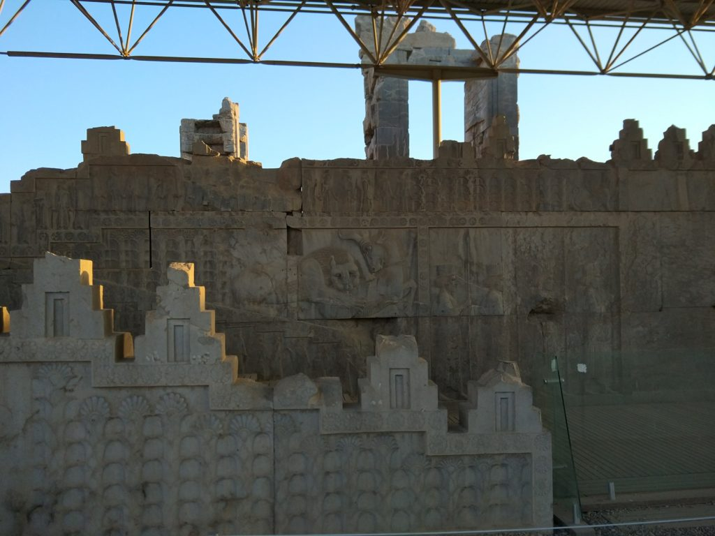 Detalles Persepolis