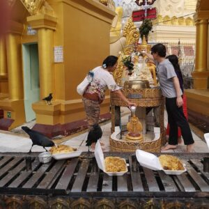 Ofrendas Viaje A Myanmar