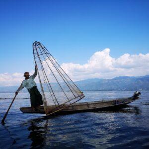 Pesca Birmania