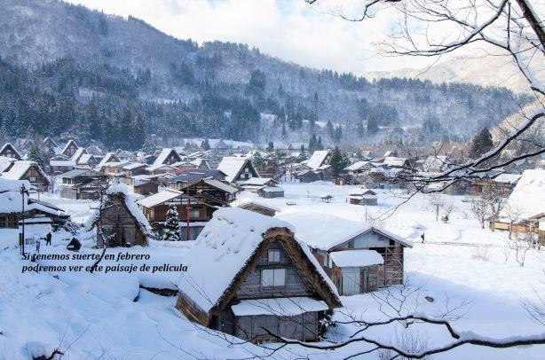 Viajes A Japón En Febrero