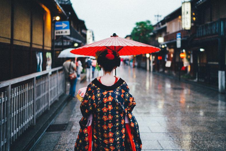 Viaje A Japón