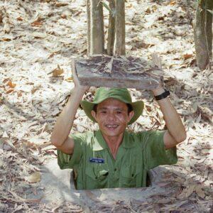 Acceso TUNEL VIETNAM