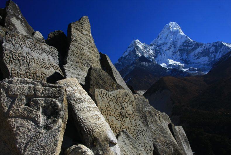 Detalles Del Himalaya