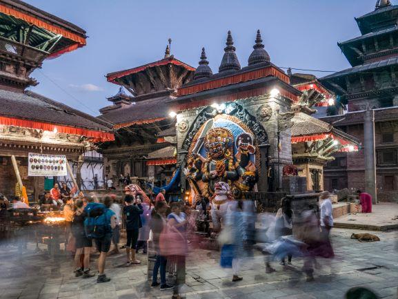Plaza Viaje Nepal
